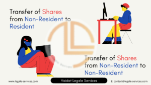 share non resident to resident