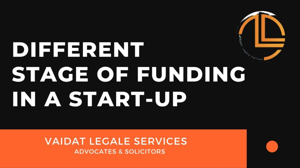 Different stage of funding in a start up stages, business startup in India